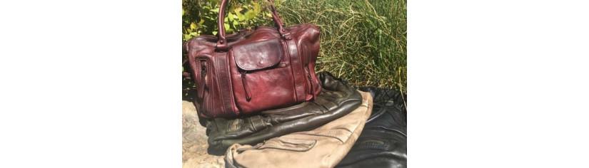 grands sacs cuir